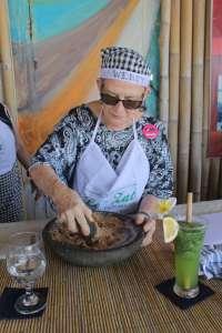 Cooking class lezat beach